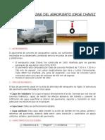 Pista de Aterrizaje Del Aeropuerto Jorge Chávez
