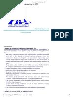 Functions of Engineering in AAI