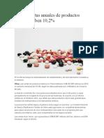 Quimica Farmaceutica en China
