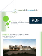 Levarging Technology to Green Buildings