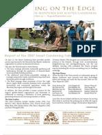 Gardening on the Edge Newsletter, August-September 2007 ~ Monterey Bay Master Gardeners
