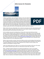 yacht charter in mediterranean for Dummies