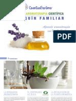 Curso Aromaterapia 2016 Fichas Mayo