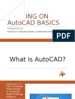 AtoCAD Basics