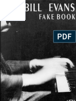 Jazz - Bill Evans Fake Book.pdf