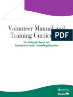 Had Volunteermanual