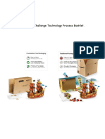 packaging challenge technology process booklet