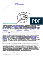 Divergence and Curl - Mathematics LibreTexts