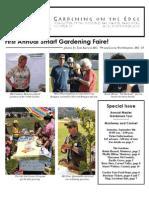 Gardening on the Edge Newsletter, August-September 2006 ~ Monterey Bay Master Gardeners