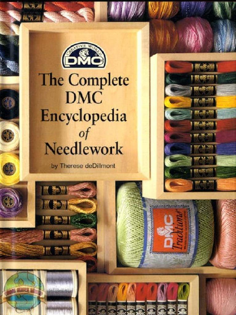 DMC Stranded fil de coton couleur 520 pour broderie et point de croix