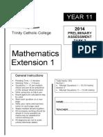 Extension Math 2014