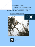 Egret Atlas - Conservation of Heron and Egret Nesting Colonies in the San Francisco Bay Area