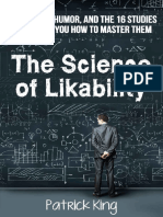 The Science of Likability - Charm Wit Humor and Th