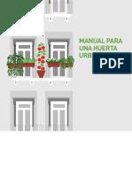 Manual Para Una Huerta Urbana