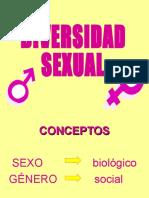 Hablemos de Sexo y Genero