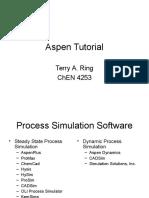 aspen tutorial