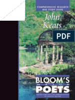Keats Bloom Major Poets