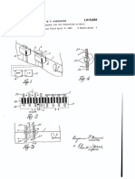 "US Patent 1,915,858, entitled ""Method and apparatus for the production of music"" to inventor, Miessner, 1933."