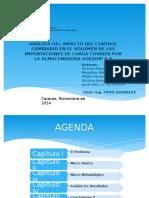 presentacion tesis aduanas
