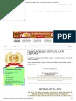 RA 08371 -IPRA Law