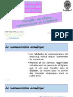 Travailler en Réseau, Communiquer Et Collaborer