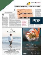 Aproximaciones a la expansión y caos de la urbe - El Comercio | Lima, 20 de abril de 2016 | Max Hernández-Calvo | Todo lo sólido se desvanece en el aire - CCPUCP