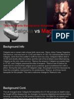 caligula vs macbeth