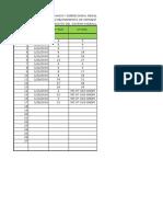 Control Financiero - Formato