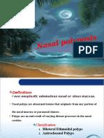 9. Nasal Polyp