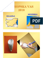 EVROPSKA VAS 2010