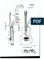 "US Patent 2,262,335, entitled ""Musical Instrument"" to inventor Russell, issued 1941."