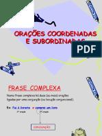 Oracoes Coordenadas e Subordinadas 2