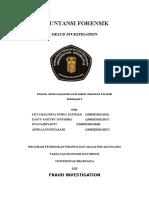 Rmk Fraud Investigasi