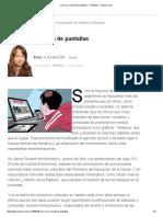 Leer en Un Mundo de Pantallas - 17.05.2013 - Lanacion