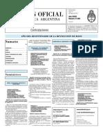 Boletin Oficial 17-05-10 - Tercera Seccion