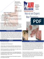 Natural & Organic Meat Processing Guide