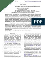 O Livro Didático Na Educação Física Escolar- A Visão Dos Professores