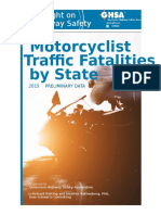 Motorcycle Stats 2015