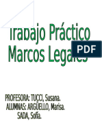 Marcos Legales
