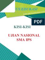 Kisi-kisi Un Sma Ips 2014