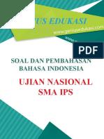 Soal Dan Pembahasan UN Bahasa Indonesia SMA IPS 2009-2010