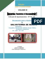 COLECÇÃO DE APONTAMENTOS Nº 14-22, VOLUME III