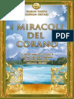 I Miracoli Del Corano. Italian