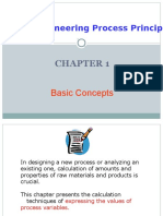 Chapter 1 (Part 1) Introduction to Engineering Calculations