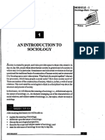 L-1 Anintroduction to Sociology