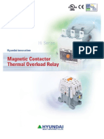 Magnetic Contactor & OCR(HiMC,HiTH)