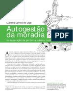 Artigo - Autogestão Da Moradia