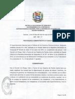 Providencia Administrativa 054-2016_1