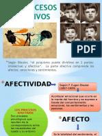 Procesos Afectivos (psicologia)