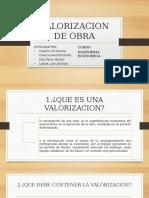 Valorizacion de Obra (1)